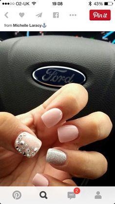 Pink/pearl