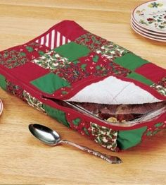 Patchwork Casserole Cover Pattern | Crafts for the Home | Quilt Crafts — Country Woman Magazine