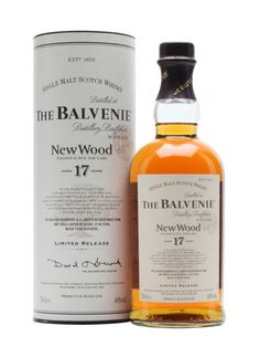 The Whisky Viking: Balvenie 17 yo (bottled 2006), New Wood, 40 %