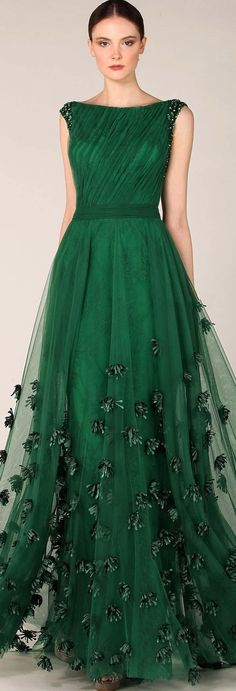 ❤ TONY WARD 2014 #going green