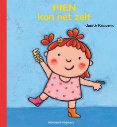 Pien kan het zelf - Judith Koppens - plaatsnr. K KOPP/001 #Prentenboek #Zelfredzaamheid #Opruimen