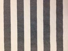 Ardleigh Black Stripe | Textile Express | Buy Fabric Online