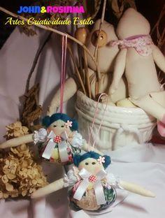Bonecas Tilda sachê