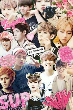 V collage :)