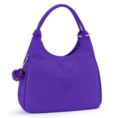 Kipling Bagsational Handbag Octopus Purple >>> You can find more details by visiting the image link.