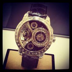 At the Salon De Grandes Complications 2015 in #dubai #sdgcdubai #abudhabi #watch #pocketwatch #horology #time #TourbillonTuesday #tourbillon #timepiece #timepieces #mydubai #uae #watchanish #chronograph #luxury #luxurylife #luxurylifestyle #luxurywatch #watches #instagram #dubaifashion #fashion #highlife #rich #complications #watchmaker #jaegerlecoultre by vickagarwal