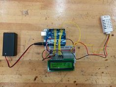 Picture of Arduino Greenhouse Control - Humidity and Temperature