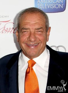 Honoree Dick Wolf arrives at The Television Academy's 22nd Hall of Fame Induction Ceremony