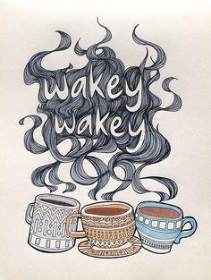 Wakey Wakey Lavazza Coffee Machines…