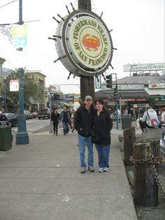 San Francisco Dec 2010..My daughter Jenn's 30th Birthday...