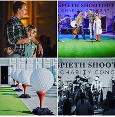 What life is all about... Spieth Family Foundation Concert!