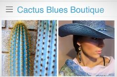 Cactus Blues specializes in trendy, chic and deeply aesthetic, quality fashions.  We meet the needs of the stylish, classic, free spirited, strong and ever changing women of today. We want to help you to be your own legend.