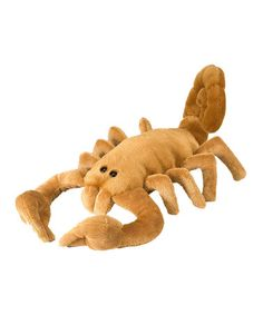 Take a look at this 12'' Scorpion Plush Toy by Wild Republic on #zulily today!
