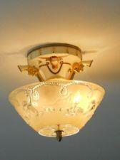 Hampton bay ceiling fans hampton bay indoor ceiling fans c 30s art deco porcelier antique vintage western ceiling light fixture lamp aloadofball Images