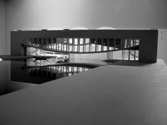 Louis I Kahn | Venice Congress Hall | Palacio de Congresos de Venecia | 1972