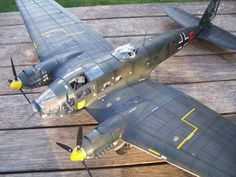 Revell 1/32 Heinkel He 111 P-1 | Large Scale Planes