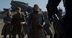 Photos from Game of Thrones season 6 episode 2 : Oathbreaker