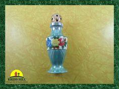 Vintage Floral Potpourri Holder Made in Japan by KressHillVintage