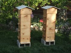 Bee Hive Plans | Free Plans for Building Warre Bee Hive - Idaho Aquaponics (Nampa, ID ...