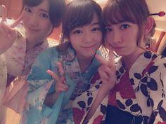 Kashiwagi Yuki, Kojima Haruna, Minegishi Minami