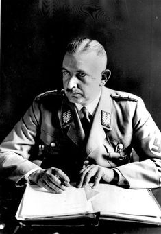 """Dr. Bernhard Rust was Minister of Science, Education and National Culture in Nazi Germany. A raving Nazi, he bombarded the school system with decrees that often went way beyond the Nazi schizophrenia about race and """"Aryan"""" culture. Rust committed suicide on May 8, 1945."""