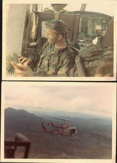In the air - Vietnam War (V)