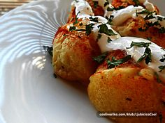 Loptice od krompira i sira