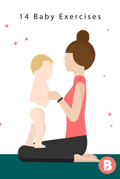 Baby exercises are an important part of infant development. Infant exercise can help strengthen baby's neck, help develop hand-eye coordination, and help baby learn to walk. So where do you start? From strengthening to baby yoga exercises, it's time to get baby pumped to move with these baby exercises.