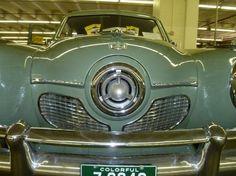1951 Studebaker Commander...He had one of these when we met................