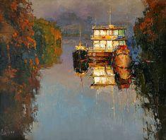 Alexi Zaitsev, 1959 ~ Impressionist painter   Tutt'Art@   Pittura * Scultura * Poesia * Musica    rich colours