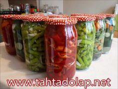 Tahini, Pickles, Cucumber, Homemade, Food, Youtube, Home Made, Essen, Meals