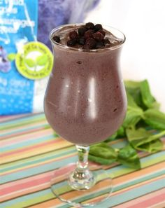 @colourfulpalate shares her fave superfood smoothie #fitfluential