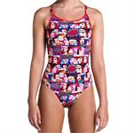 Favela V Back One Piece SALE | Buy Speedo Favela V Back One Piece online | Zodee Australia