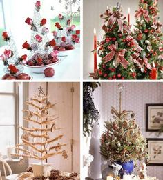 Miniature-Tabletop-Christmas-Tree-Decorating-Ideas_261.jpg 570×632 pixels