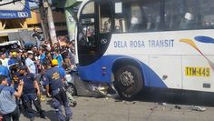 Car pinned by bus on EDSA is most horrific thing you'll see this week Top Gear, Automotive Industry, Philippines, Vehicles, Car, Photography, Automobile, Photograph, Fotografie