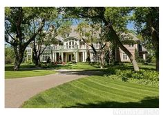 Absolutely exquisite English County Estate on park-like private setting. Medina, MN $5,875,000
