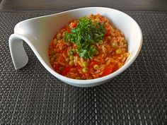 Djuvec - Reis (Rezept mit Bild) von shinyhappyrays   Chefkoch.de