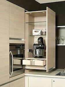New kitchen storage cabinets corner doors Ideas Kitchen Inspirations, Home Decor Kitchen, Kitchen Corner, Kitchen Cabinet Design, Kitchen Storage, Kitchen Cabinets, Modern Kitchen, Kitchen Room Design, Cabinet Design