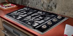 Wolf Gas Cooktops Gas cooktops