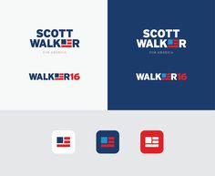Explore over logo templates including badges, icons, and other elements for creating unique, feminine, and modern logos. Political Logos, Political Advertising, Political Campaign, Campaign Signs, Campaign Logo, Logo Design Site, Logo Branding, Branding Design, Icon Package