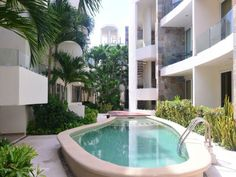 Mamitas Luxury Condo   Playa del Carmen   The condo features the largest floor plan in the complex   Sotheby's International Realty Mexico #realestate #mexico