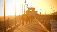 Sunset, St. Kilda Pier #Melbourne