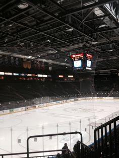 Colorado Eagles Hockey ECHL arena
