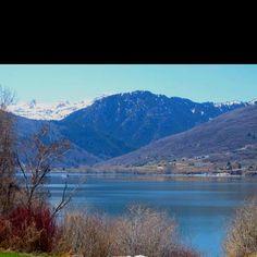 Beauty at its best in Eden, Utah.