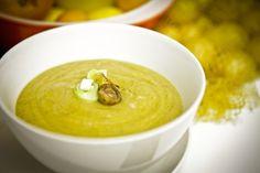 Leeky Roasted Mushroom & Potato Soup #vegan #glutenfree | Keepin' It Kind