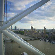 View of London #London #Londres #ElizabethPadillaPhotography