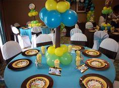 Fisher Price Baby Shower   Minimal Not Party City Crazy