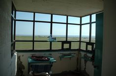 Old Coastguard Lookout station Cool Sheds, Golf Clubs, House, Home, Homes, Houses