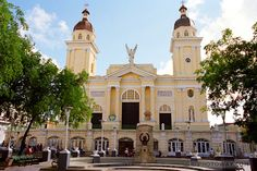 Santiago de Cuba: town second to Havana.  16th Century Spanish cathedral.