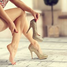 6 Ways To Break In Heels So They Won't Hurt | Bustle